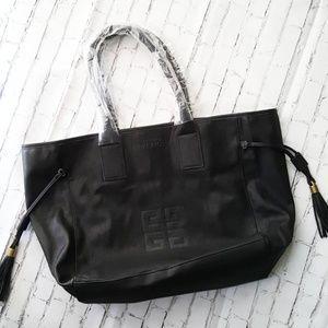 NEW GIVENCHY Parfums tote shoulder bag tassel